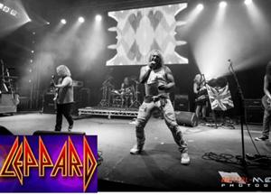 Dep Leppard + The Whitesnake Experience