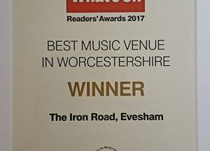 The Iron Road, Evesham